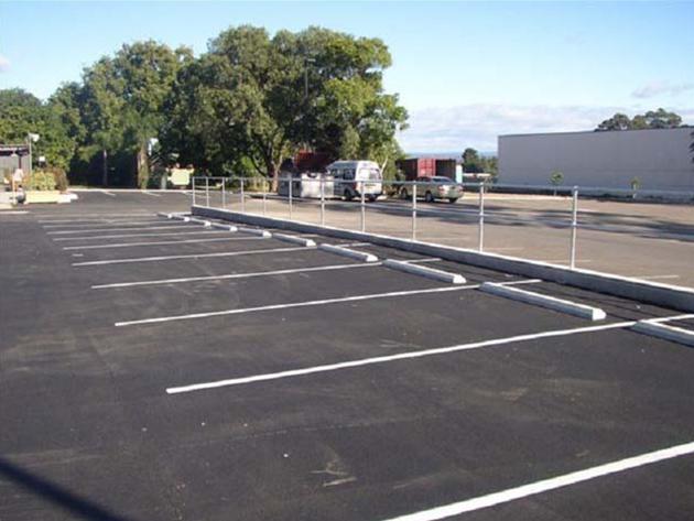 Carpark Line Marking Auckland
