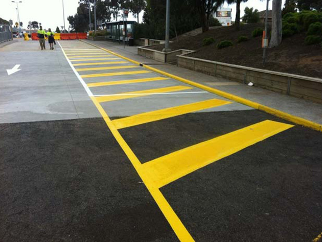 safety markings auckland