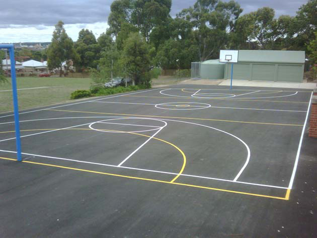 school courts